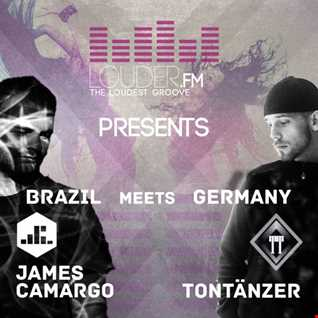 Brazil meets Germany -Livecut from the Show on Louder.FM-