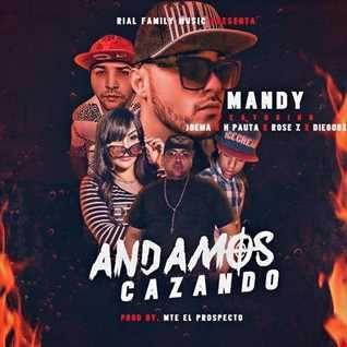 Mandy The Elegant, Rose Z, H Pauta, Joema The Secret Menace, DiegoBZ - Andamos Casando
