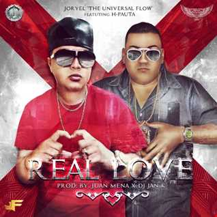 Joryel 'The Universal Flow' Ft. H Pauta - Real Love