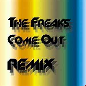 SOMETIMES THE FREAKS COME OUT 2019 - RICKYCARLIN