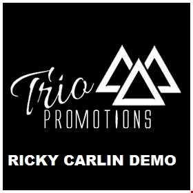 TRIO PROMOTIONS DEMO DUBLIN