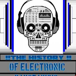Dj Gioturbo The History Of Electronic Dance Music   50 songs in 4:30 Megamashup