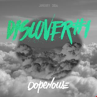 #DISCOVER 1 : Mix January 2016 - DEEP HOUSE
