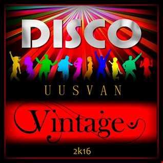 Disco Vintage  2k16