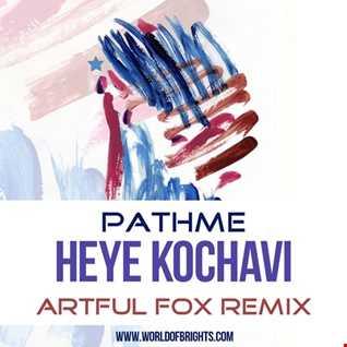 PATHME – Heye Kochavi (Artful Fox Remix feat. al l bo & Pavel Gerasimoff)