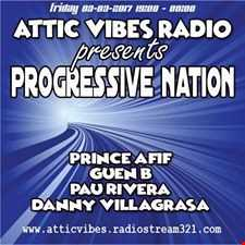 Guest Mix GuenB Attic Vibes Radio