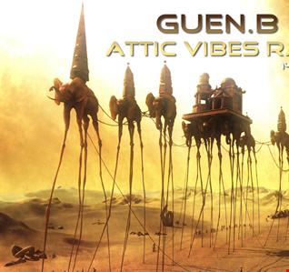 Guen.B @ Atic vibes radio Deep Ethnic Progressive & Deep tech