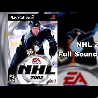 NHL 2002 (PlayStation 2-Soundtrack-Rock-Electronic)