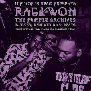 Raekwon -The Purple Archives (B Sides & Remixes)