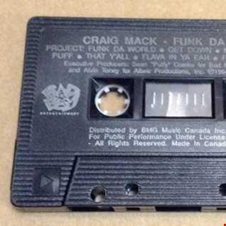 Craig Mack – Project: Funk Da World (W/Bonus tracks)
