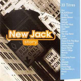 NEW JACK STORY (Various RNB FUNK NEW JACK)