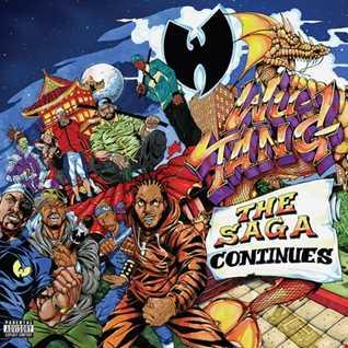 Wu Tang Clan-The Saga Continues