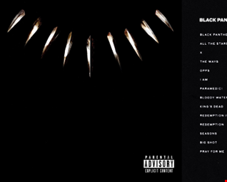 Black Panther (Movie Soundtrack) (Various)