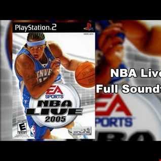 NBA Live 2005-(PlayStation 2- Soundtrack-Hip-Hop)