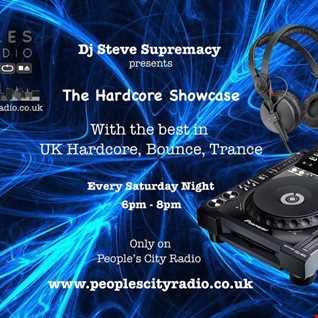 Steve Supremacy Presents UK Hardcore Showcase Radio show on Peoples City Radio  05/12/2015