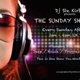 The Sunday Showcase Radio Show 3 With Ste Kirby