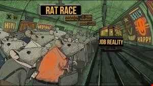 Keep on Running In The Rat  Race