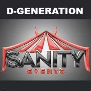 D - GENERATION - B2B  SANITY (40 MIN MIX)