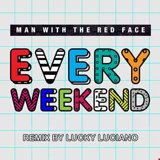 The Man With The Red Face Every Weekend