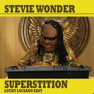 Stevie Wonder   Superstition (Lucky Edit)
