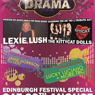 Live @ Drama Edinburgh 29th August 2009