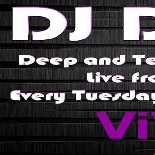 DJ Dan-E show 22 recorded live on ViViDRadioUK.com 19/4/2016