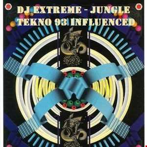 DJ Extreme - Bac 2 the Future Pt 3 -  Time to get some JungleTekno in the building! Episode 1