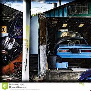 Dodgy bac street garage - DJ Extreme