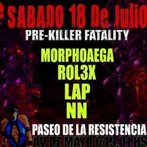 LAP @ Pre Killer Drumz (live set) Jul 18, 2009