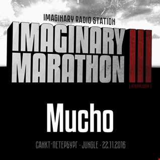 2016.11.22   Imaginary Marathon III . Day2. Mucho Live At 87bpm.com