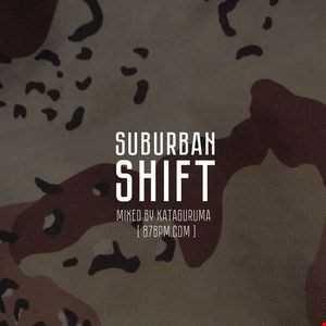 2016.05.28    Suburban shift  by Kataguruma live @ 87bpm.com