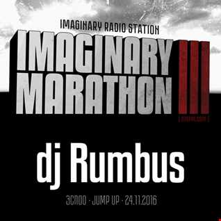 2016.11.24   Imaginary Marathon III . Day4. DJ Rumbus Live At 87bpm.com