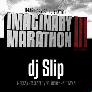 2016.11.21   Imaginary Marathon III . Day1. DJ Slip Live At 87bpm.com