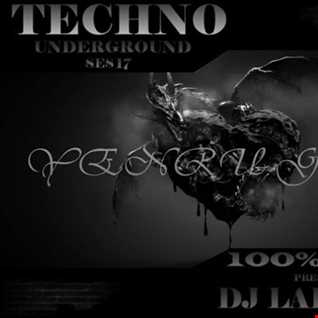 Dj Labrijn - Techno Underground ses 17