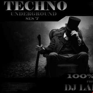 Dj Labrijn - Techno Underground ses 7