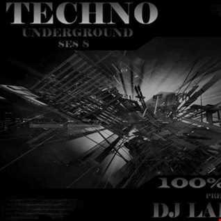 Dj Labrijn - Techno Underground ses 8