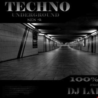 Dj Labrijn - Techno Underground ses 4