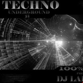 Dj Labrijn - Techno Underground ses 21