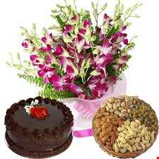 Send Blessings to Your Loved One's with Flowers at Their Special Time ! Postcad