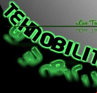 TEKNOBILITIES   Live techno mix By Khener (26 04 2016)