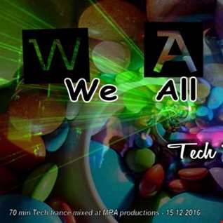 We All Party  [WAP]  p1   TechTrance    Mixed by Khener