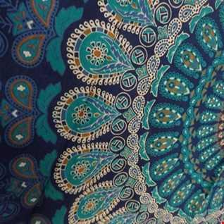 Mandala pt4 Mixed by Irani Chagoya