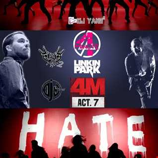 Linkin Park vs 4Minute - Rebellion Hate (DJ Yang² Mashup)