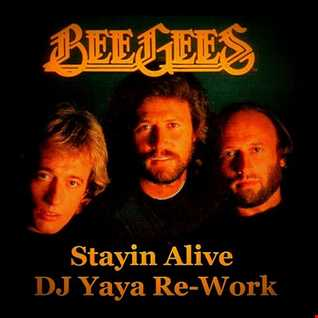 The Bee Gees - Stayin Alive [Soulful French Touch Re-Work] 2016
