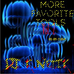 More Favorite Tools vol.2 - DJ.K.NETIK - 01.09.16