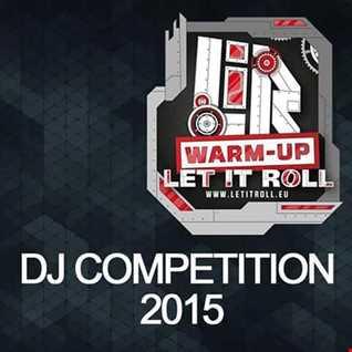 Dj K.netik - let it roll dj competition 2015 - colosseum LD