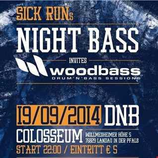DJ K.NETIK @ SickRun's Nightbass invites WoodBass 19.09.14.mp3
