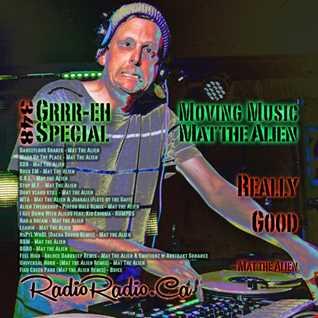 DJG348 MovingMusic SpecialSeries Mat the Alien