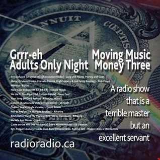 Moving Music AON Series MoneyThree