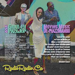 DJG359 MovingMusic Paz&Jop De-Phazz Mambo